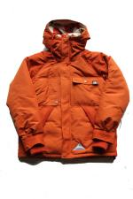 UNFINISH DW MOUNTAIN PARKER 【ORANGE】