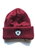 RED TAiL FlYiNG WHEEL KNiT CAP 【Burgundy】