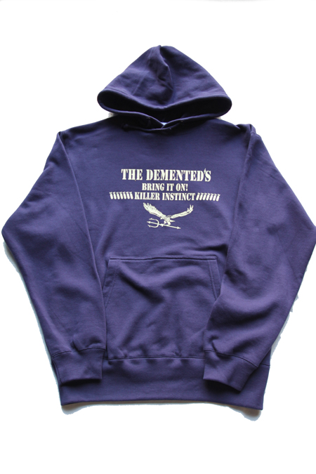 "R.D.C.S.inc ""THE DEMENTED"" PULLOVER 【NAVY】"