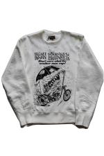 RED TAiL RB Monster Sweat 【Natural】