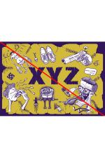 "WZ LOWBROW POSTER COLLECTION ""XYZ"""