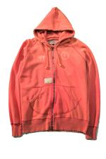 "UNFINISH ""81""Hooded Sweat 【RED】"