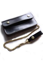 SIRANO BROS TRUCKERS' SAFETY WALLET 【BLACK】