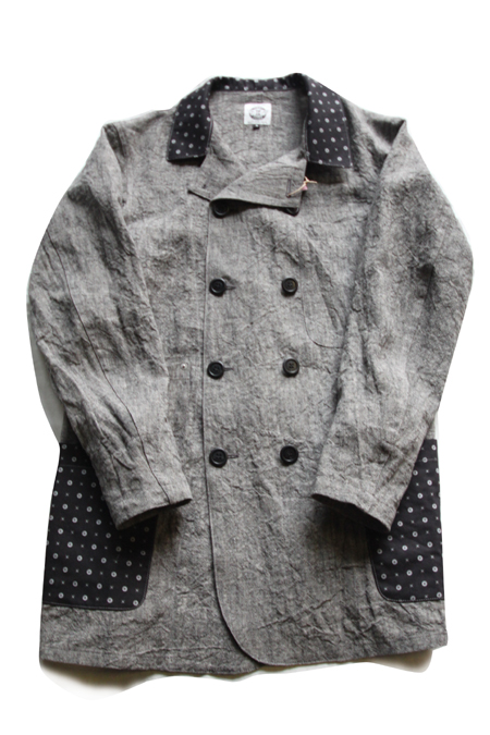 SIRANO BROS Linen Duster 【GY】