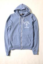 "KUSTOMSTYLE ""SUR CALIFAS "" HoodedSweat【TRI BLUE】"
