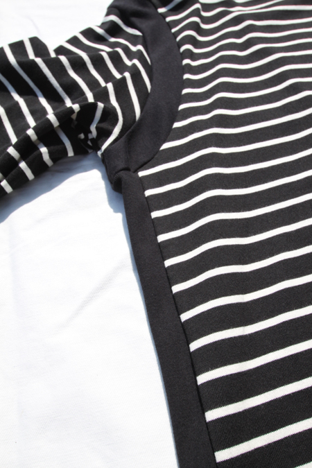"SHOP SAM'S ""CHANGE BOARDER"" NARROW L/S TEE"
