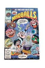 MAD BALLS PaperBook #01