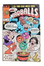 MAD BALLS PaperBook #03