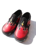 VANS SLIPON SHOES 【Frames2】