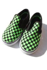 VANS SLIPON SHOES 【Check2】