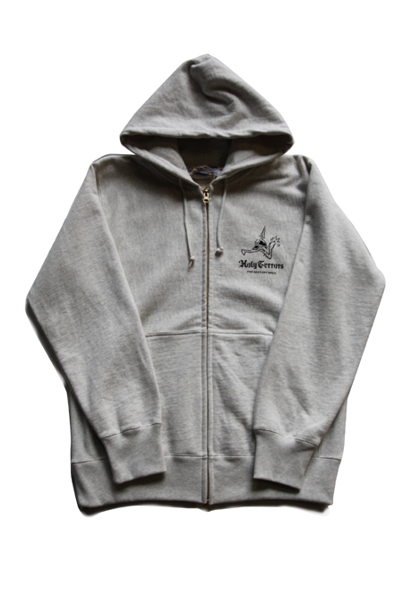 EVILACT Sweat Full Zip Parka 【NY】