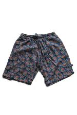 INTERFACE PAISLEY EASY SHORTS 【RED】