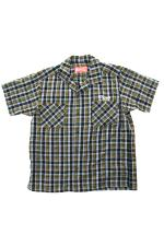 "SHOP SAM'S ""CRUISE PLAID SHIRTS 【GREEN】"