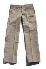 "R.D.C.S.inc ""DEMENTED'S"" Work Pants Lo 【KHAKI】"