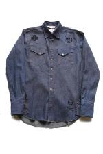 MOJOJO DENIM SHIRT