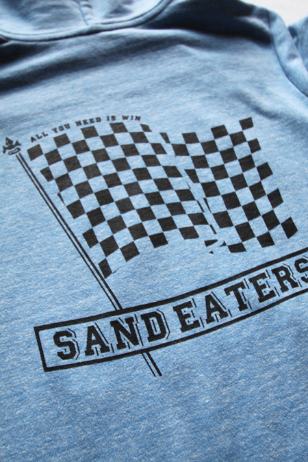 "R.D.C.S.inc ""SAND EATERS"" PULL OVER 【L.BLUE】"