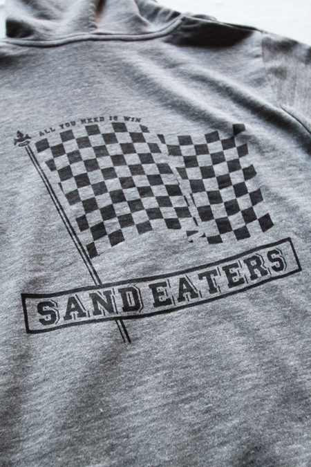 "R.D.C.S.inc ""SAND EATERS"" PULL OVER 【M.GRAY】"