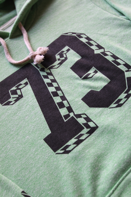 "R.D.C.S.inc ""SAND EATERS"" PULL OVER 【L.GREEN】"