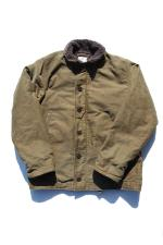 RED TAiL N-1 MC JKT 【BROWN KHAKi】