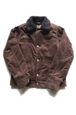 RED TAiL Boa Corduroy JKT 【Brown】