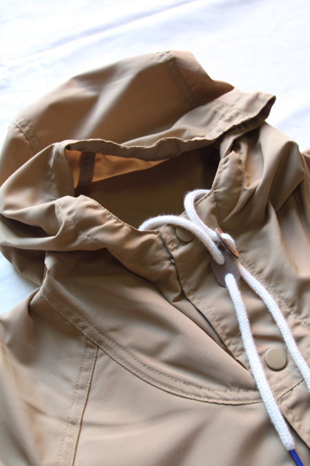 INTERFACE LIGHT MOUNTAIN JKT 【KAHKI】