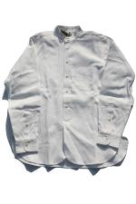 SIRANO BROS Semi dress Workshirts 【WHITE】