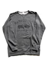 "R.D.C.S.inc ""V.C 40'Gasser""  SWEAT 【H.GRAY】"