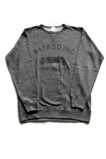 "R.D.C.S.inc ""32'Roadster"" SWEAT 【H.GRAY】"